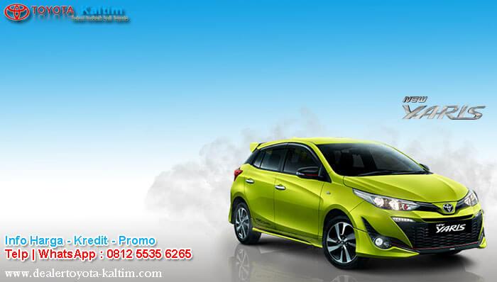 Kredit Toyota Yaris Samarinda
