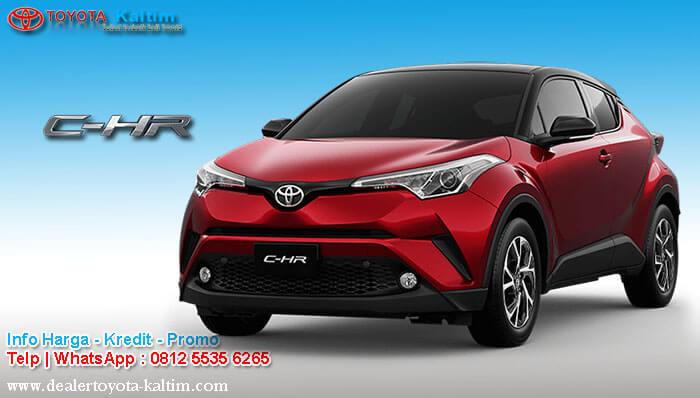 Kredit Toyota C-HR Samarinda