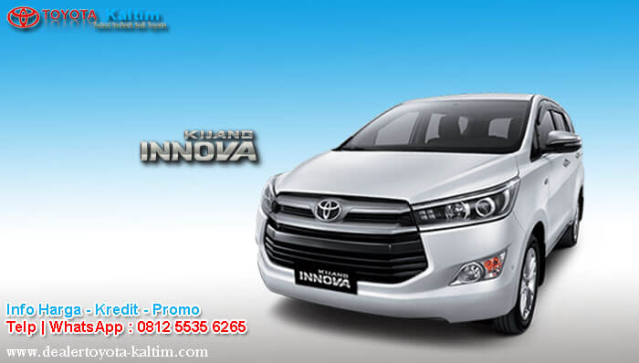 Kredit Toyota Kijang Innova Samarinda