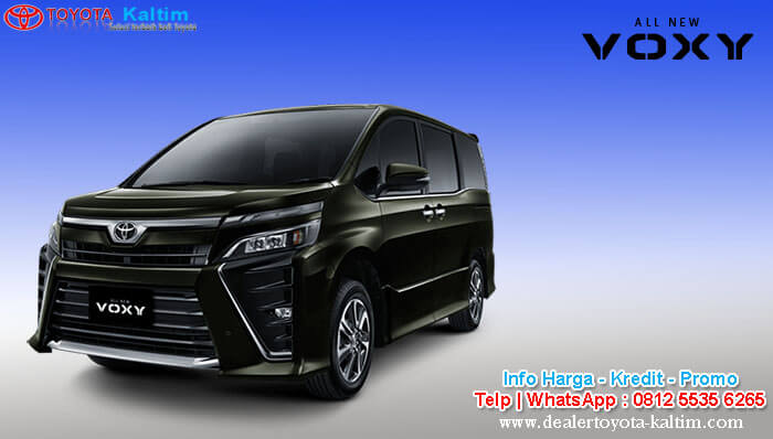 Harga Toyota Voxy Kaltim