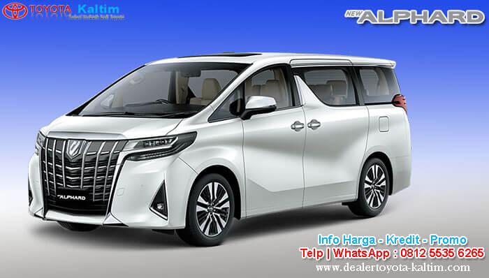 Harga Toyota Alphard 2020 Kaltim
