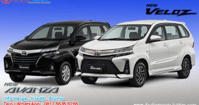Harga Toyota New Avanza 2020 Kaltim