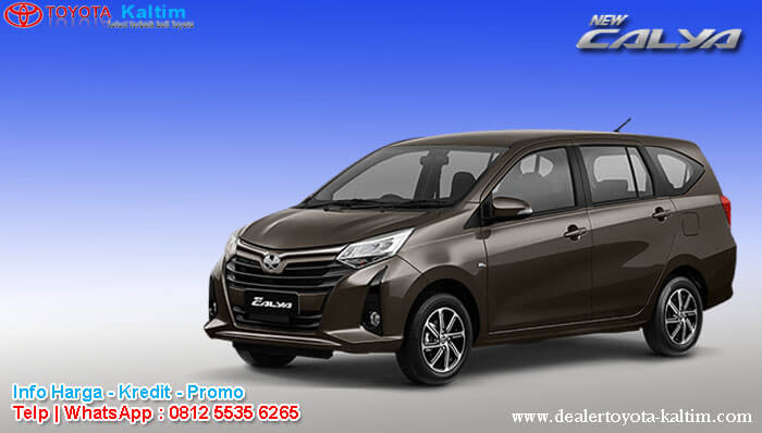 Harga Toyota Calya 2020 Kaltim