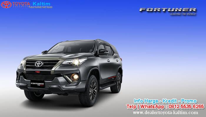 Harga Toyota Fortuner 2020 Kaltim