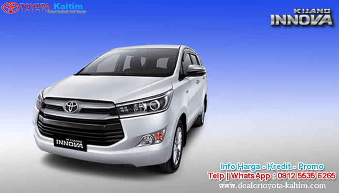 Harga Toyota Kijang Innova 2020 Kaltim