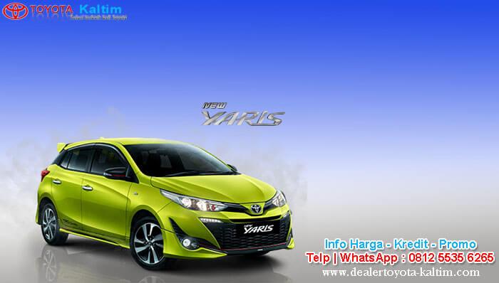 Harga Toyota Yaris 2020 Kaltim