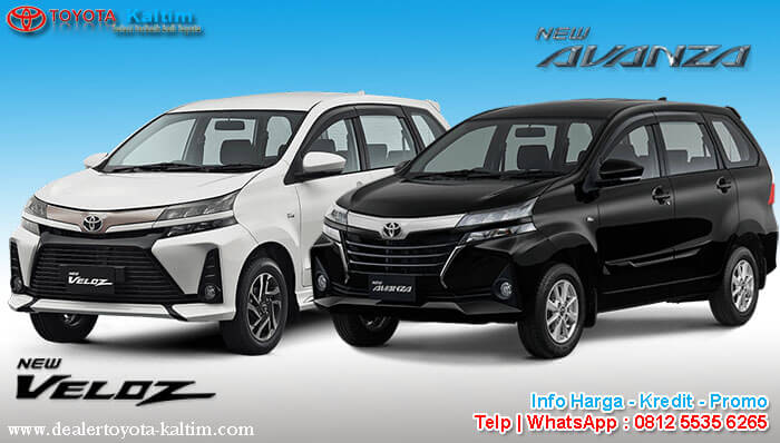 Kredit Toyota Avanza dan Veloz Samarinda