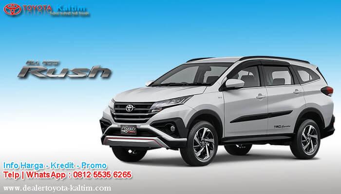 Kredit Toyota Rush Samarinda