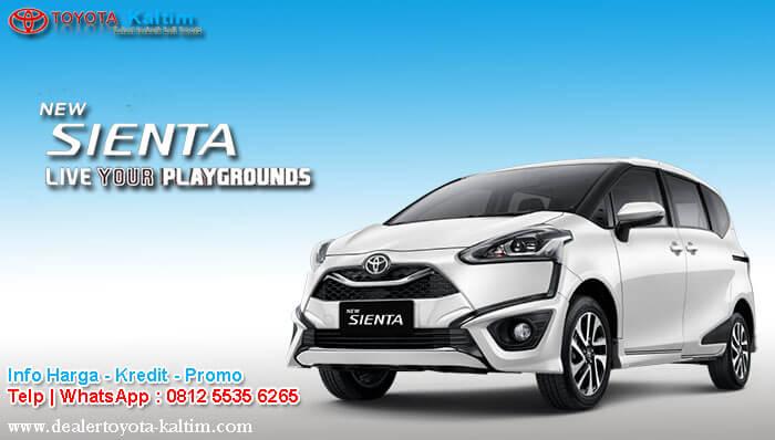 Kredit Toyota Sienta Samarinda