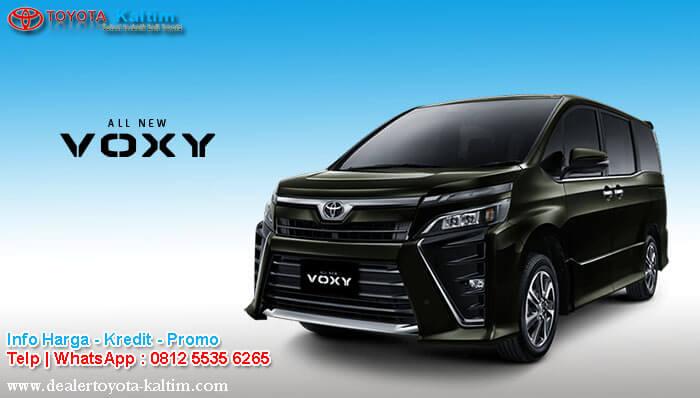 Kredit Toyota Voxy Samarinda